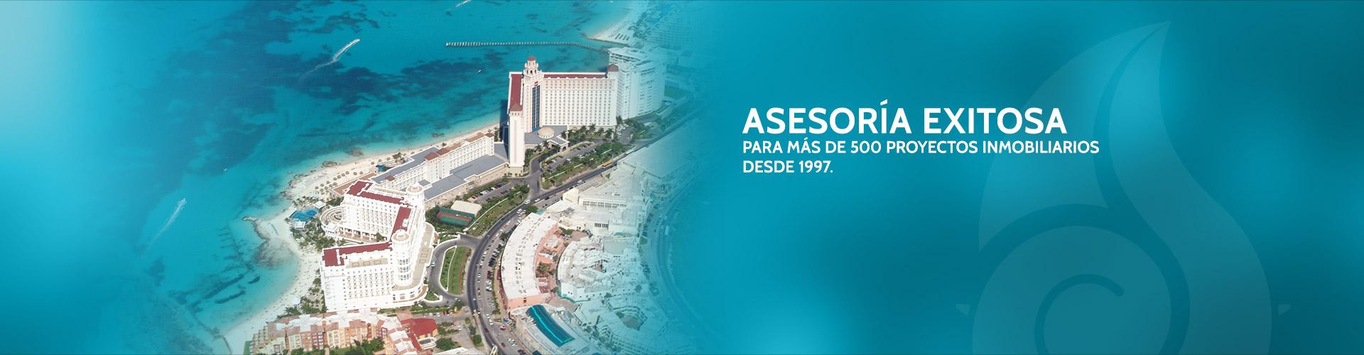 Asesoría exitosa más de 500 proyectos desde 1970.